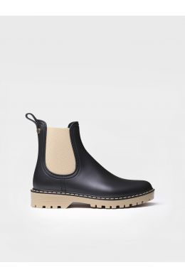Rain boots for women made of rubber in matte shades - CORK