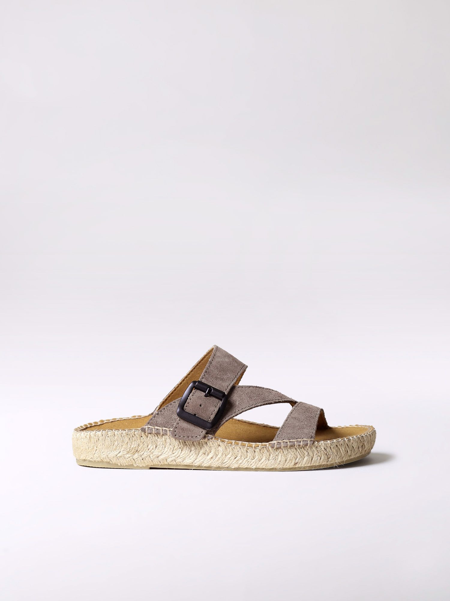 Espadrille Bio design with buckle - BIBI-SE