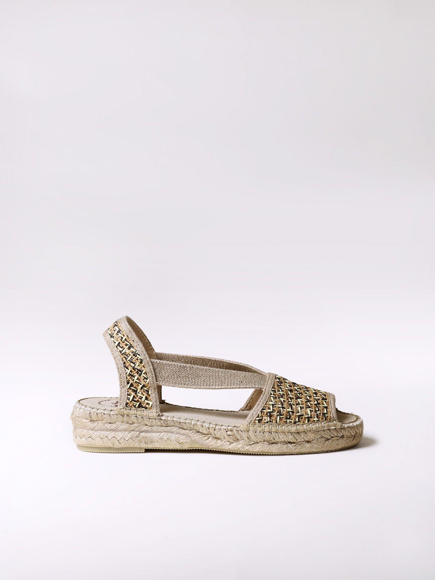 Low heel espadrille - ESTEL-PA
