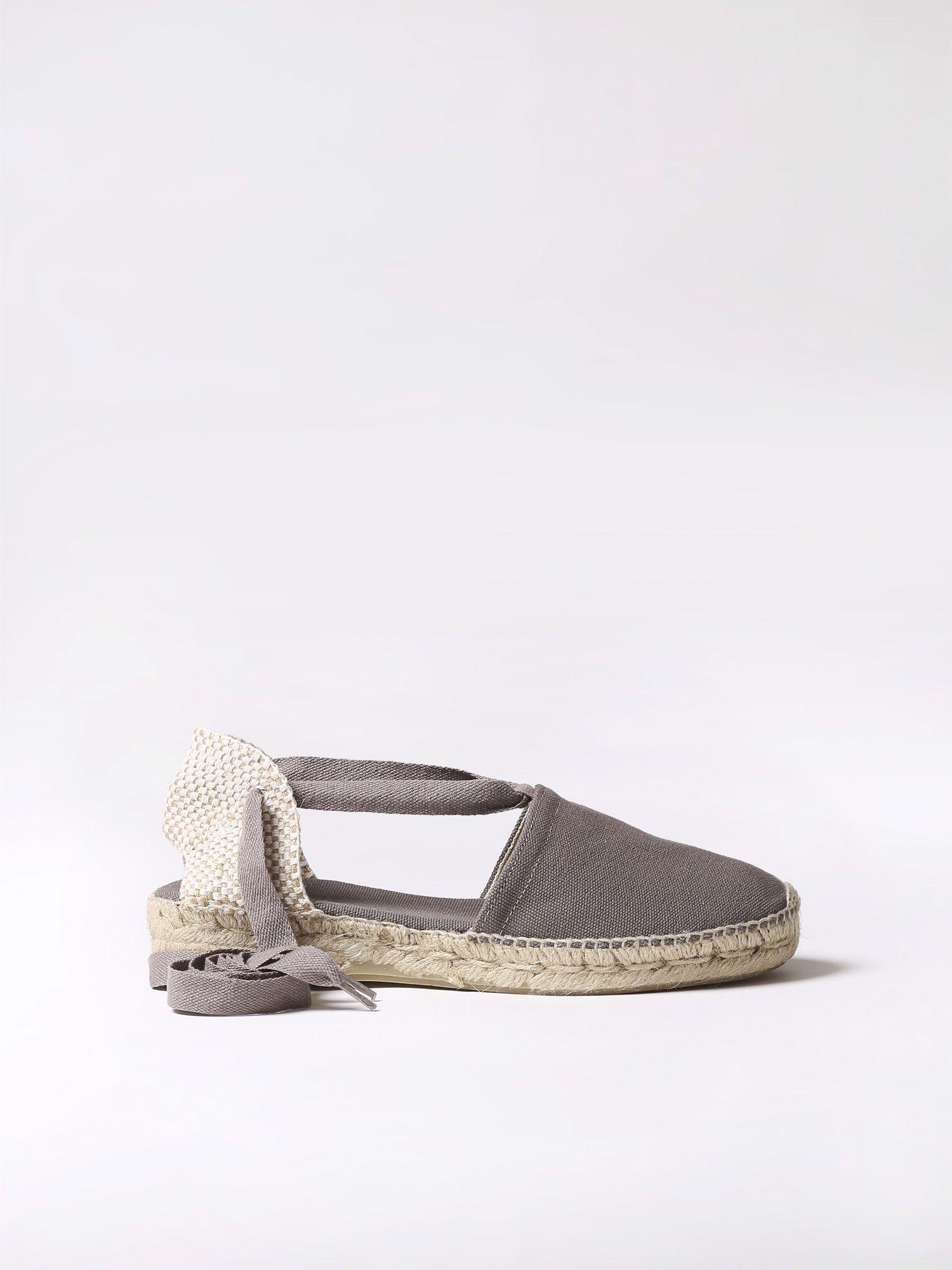 Valenciana espadrille low heel - GRECIA
