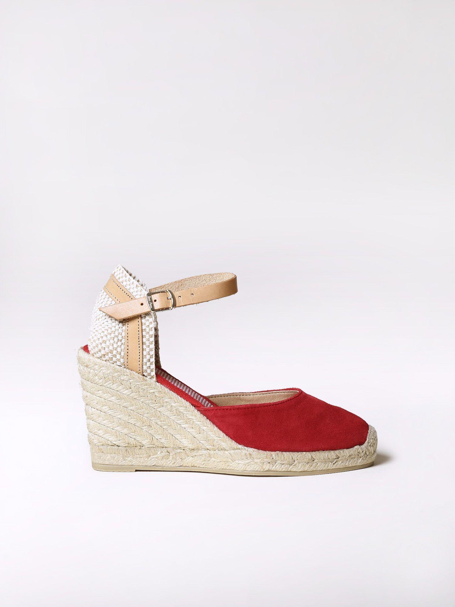 Classic high heel espadrilles - LLURIA-A