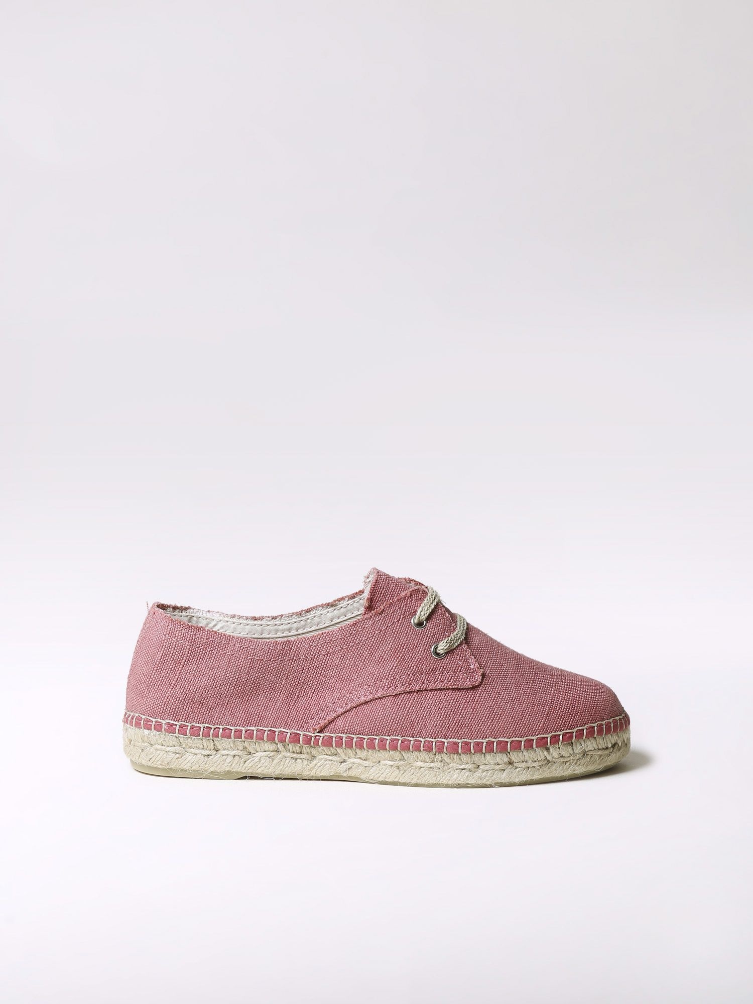 Sporty lace up espadrilles - RIMINI-V