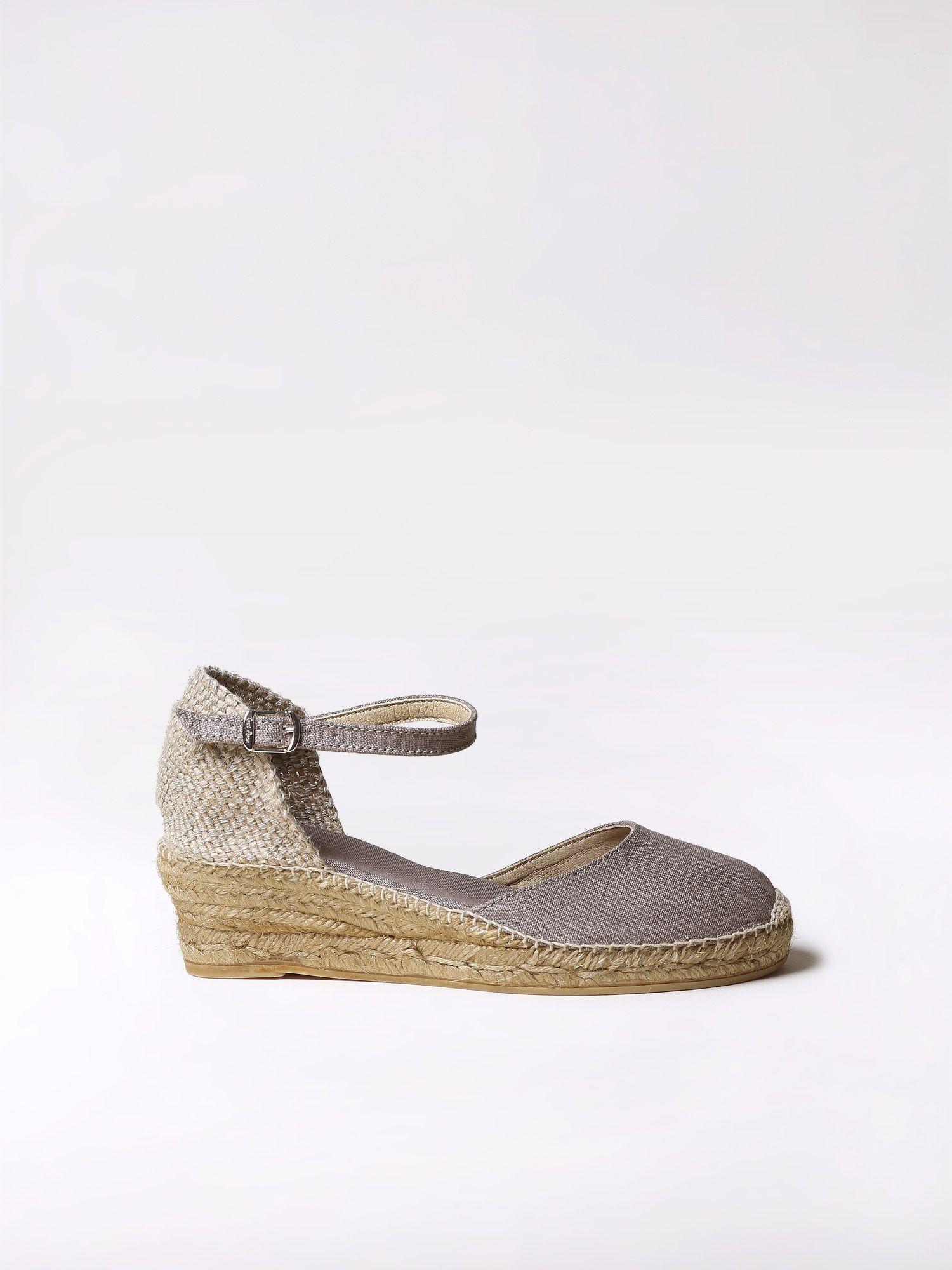 Low heel espadrille - ROMINA