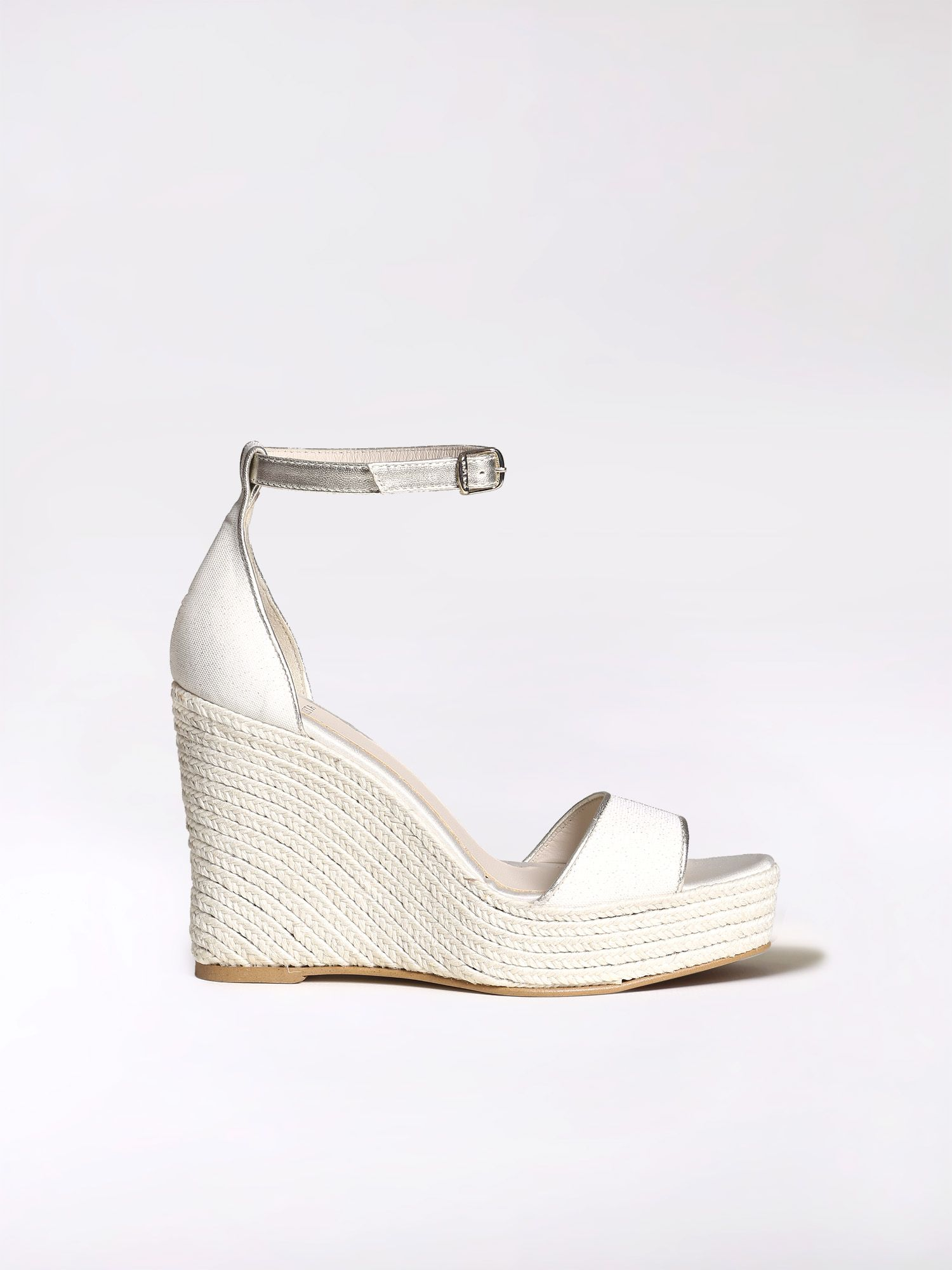 High wedges for bride - JOLIE