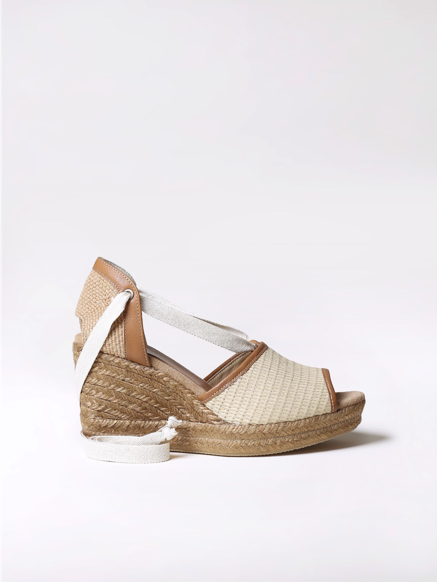 Lace up espadrille - ARNO-NH