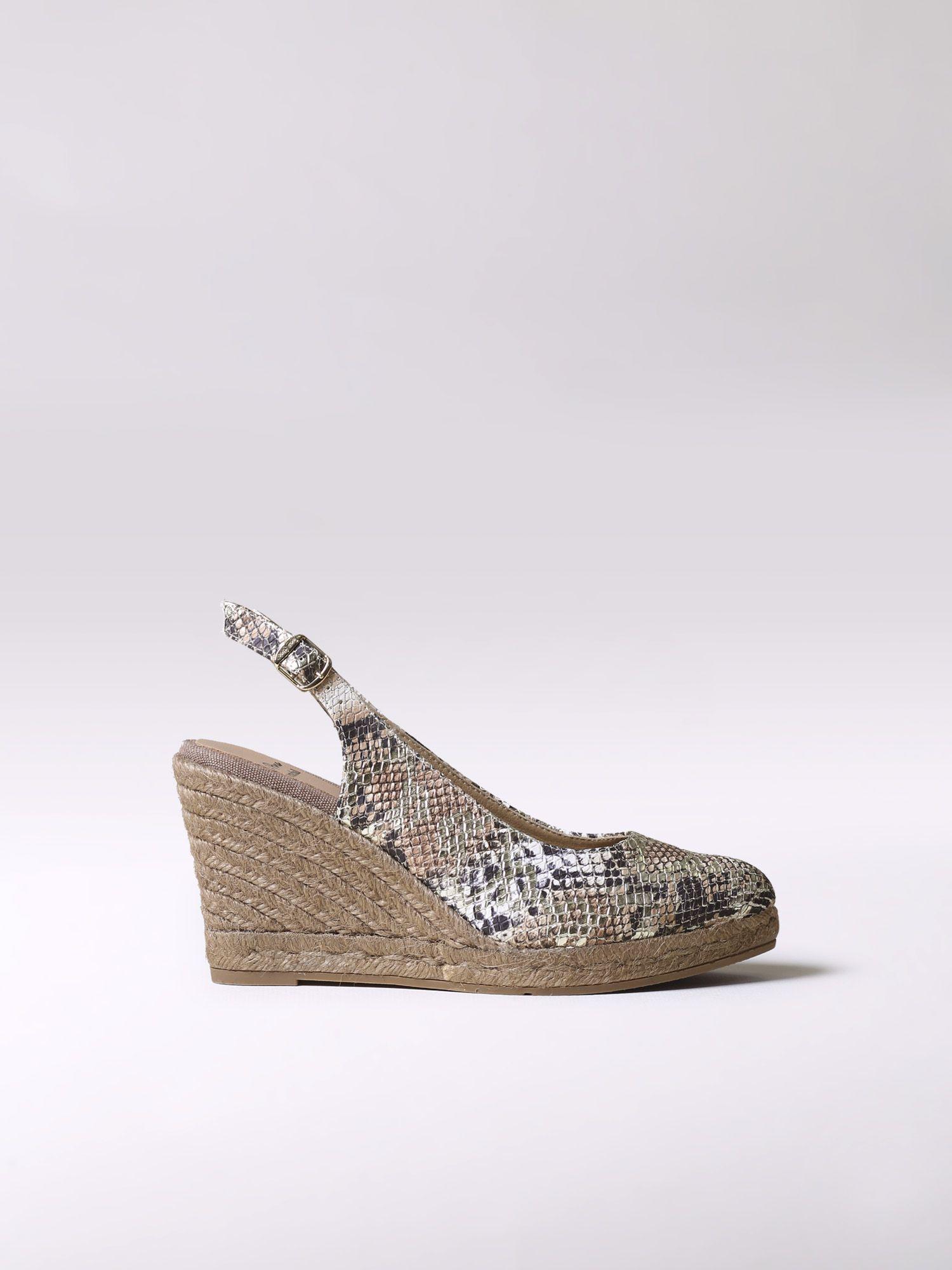 High heel wedges - BARNA-MK