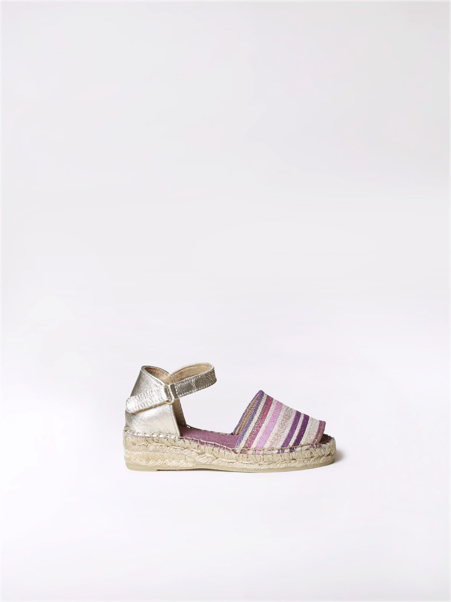 Kids striped sandals - ERIN-MD