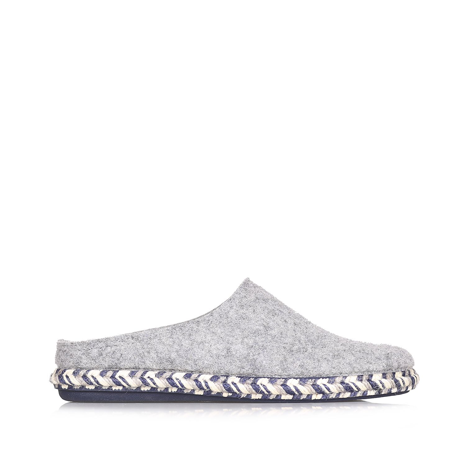 Men's slippers in fabric - NABOR-FP