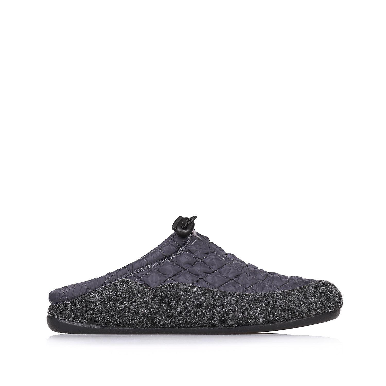 Men's slippers in padded fabric - NADIR-UM