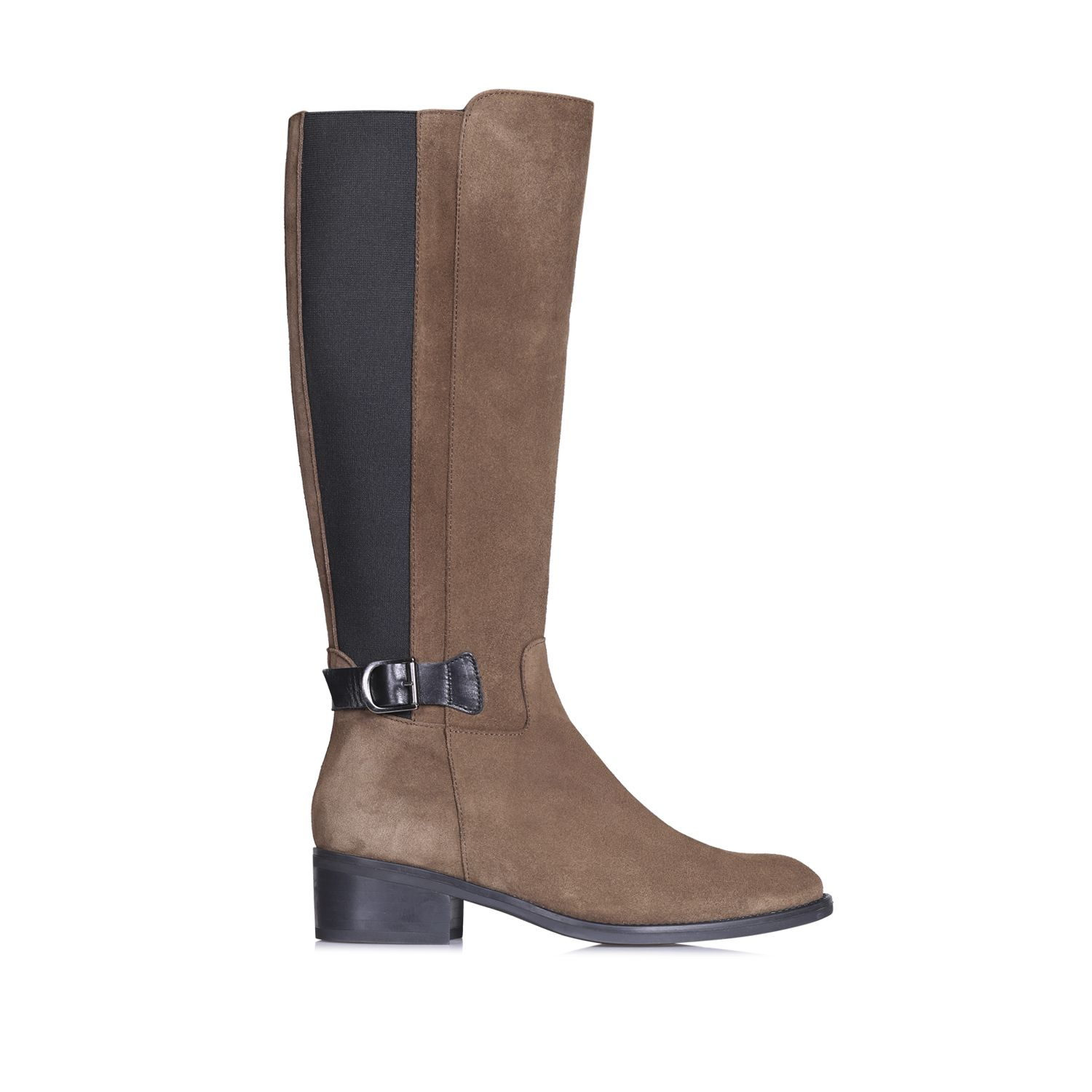 Suede boot for women - TACOMA-SY