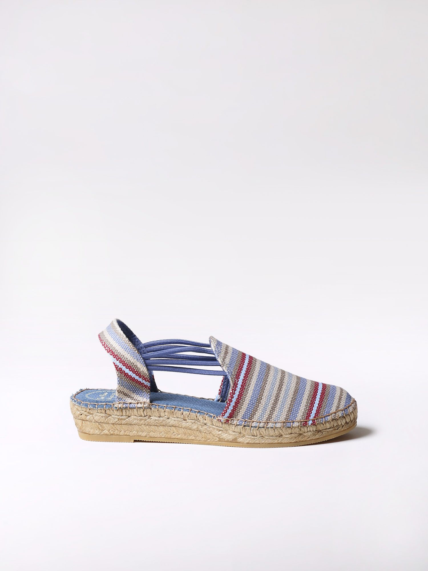 Striped espadrille - NORMA