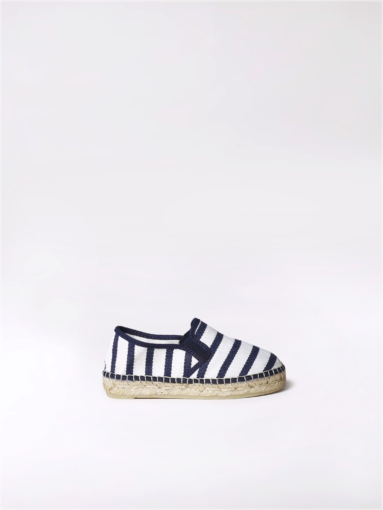 Striped espadrilles for kids - EFES-BR