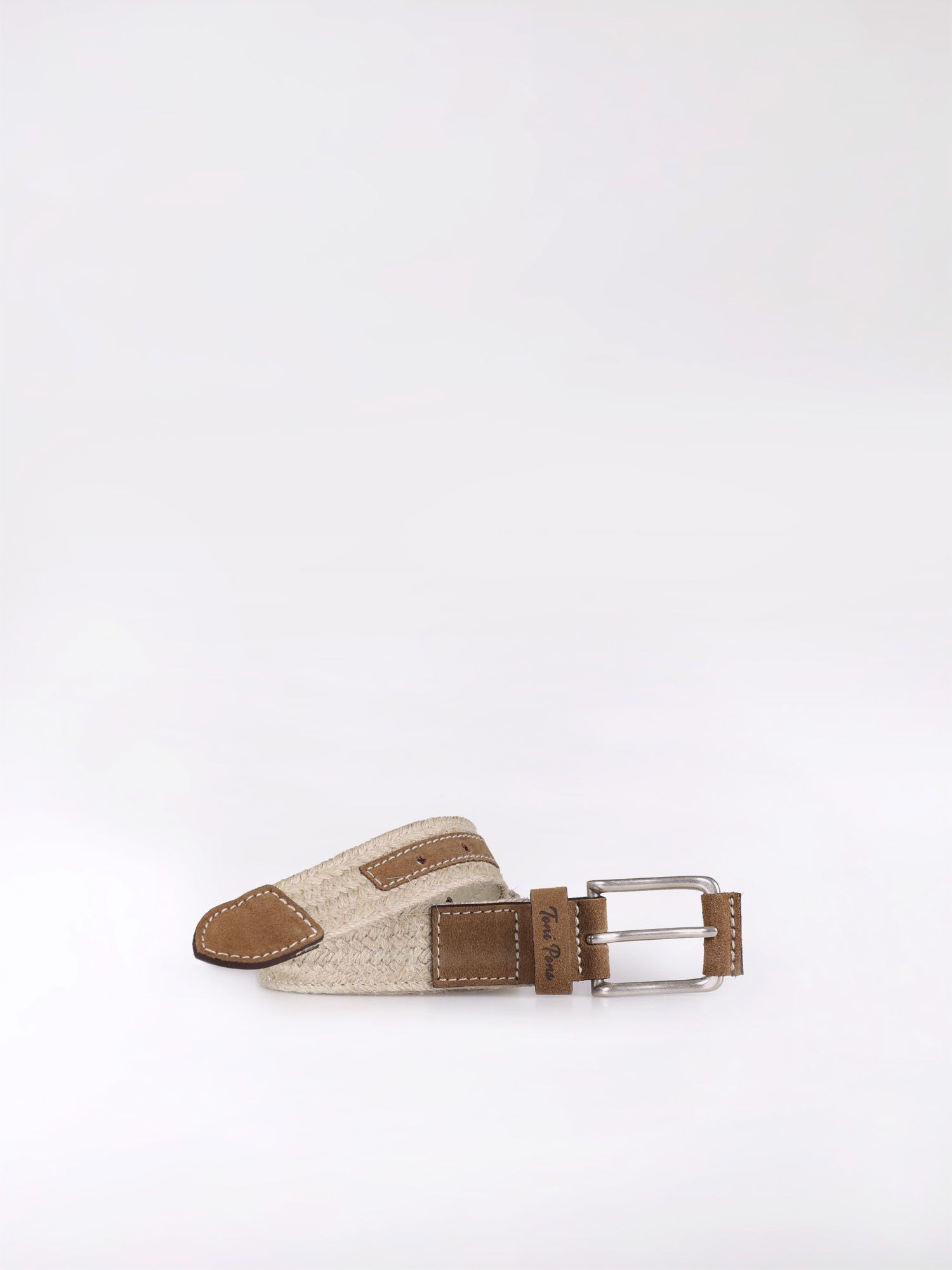 Summer belt in brown - EDU