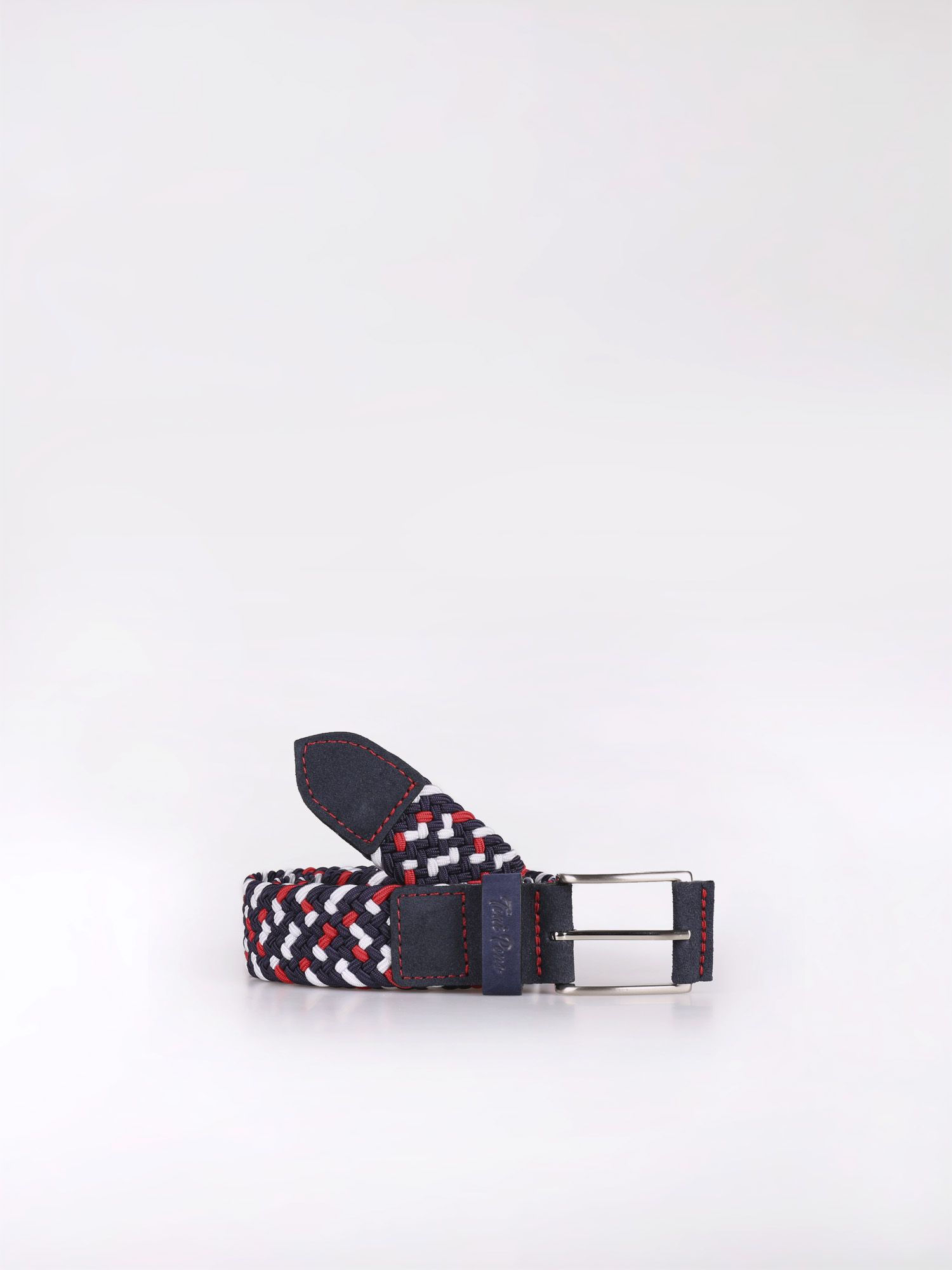Multicoloured elastic belt - ERIC