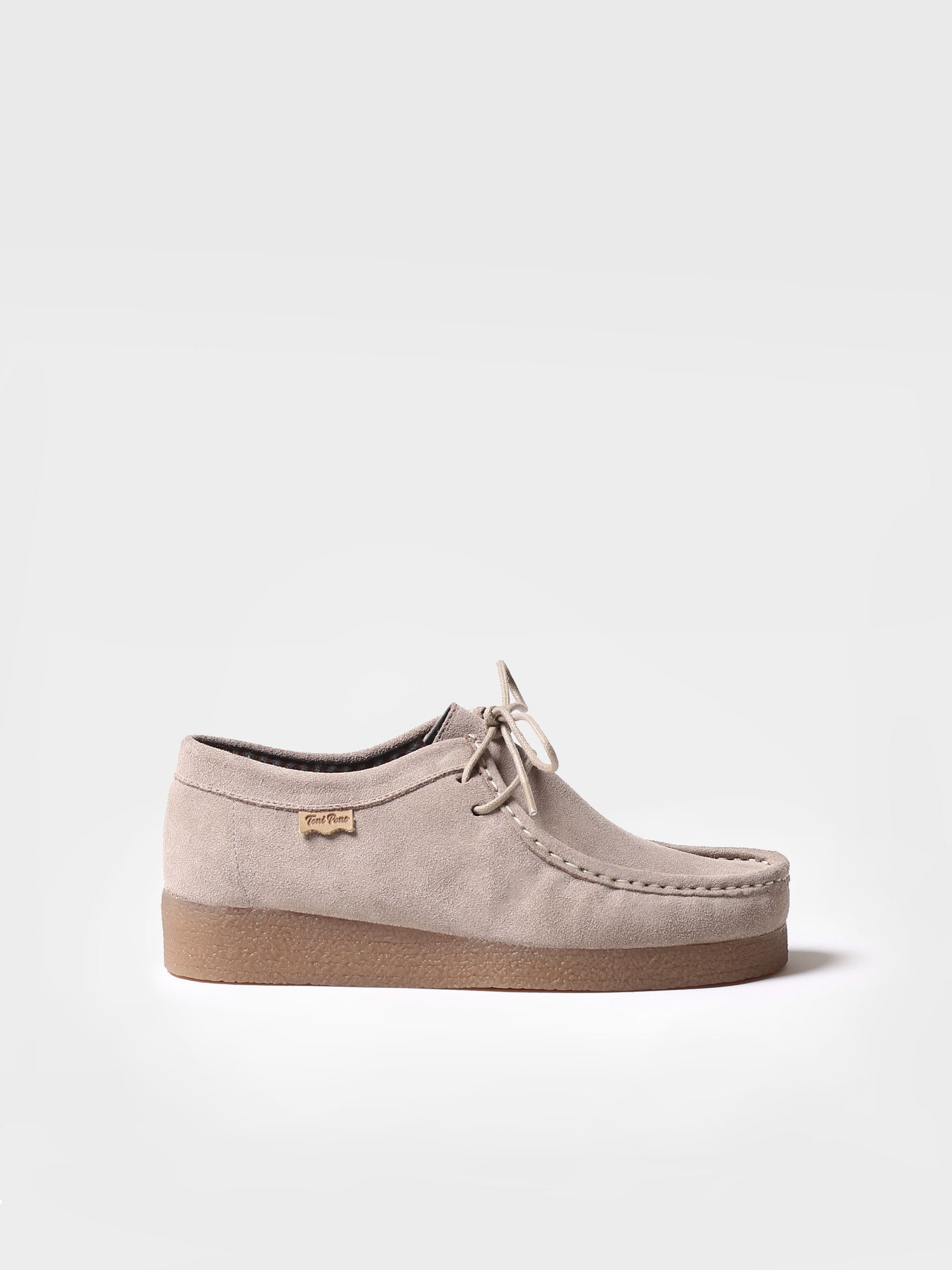 Shoe for woman made of suede - KETA-SY