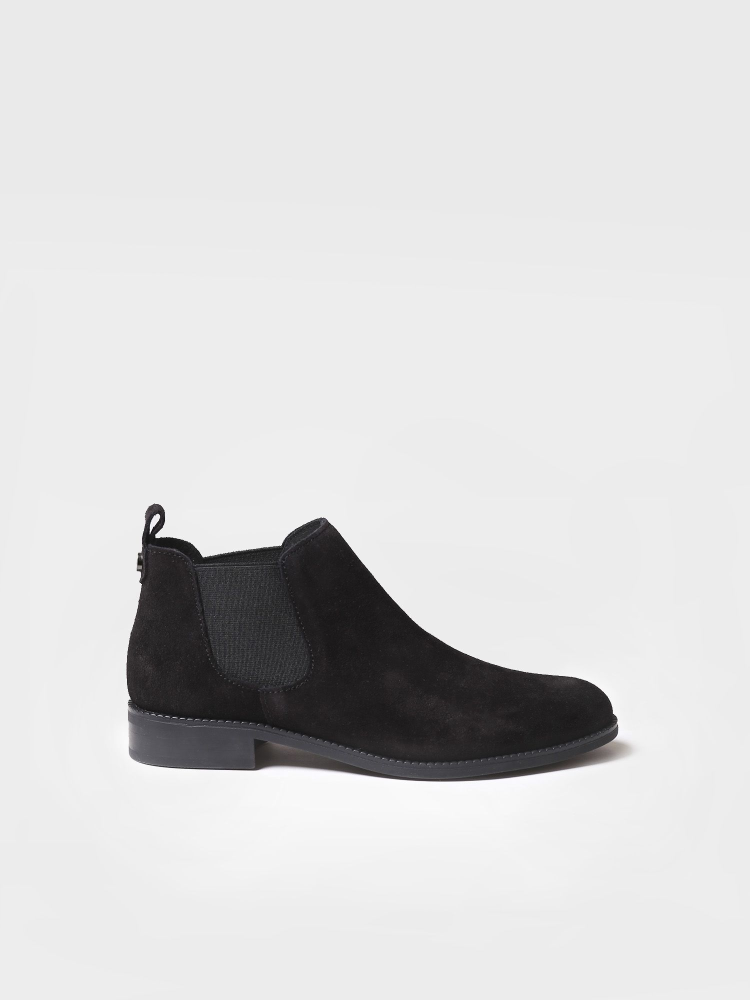 Ankle boot fpr women made of suede - VILA-SY
