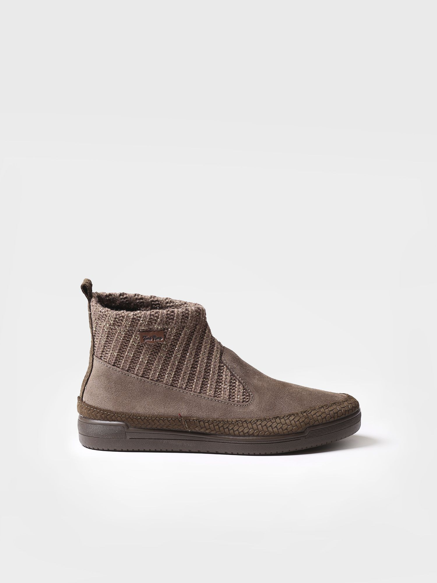 Ankle boot for women made of suede - GIGI-AX