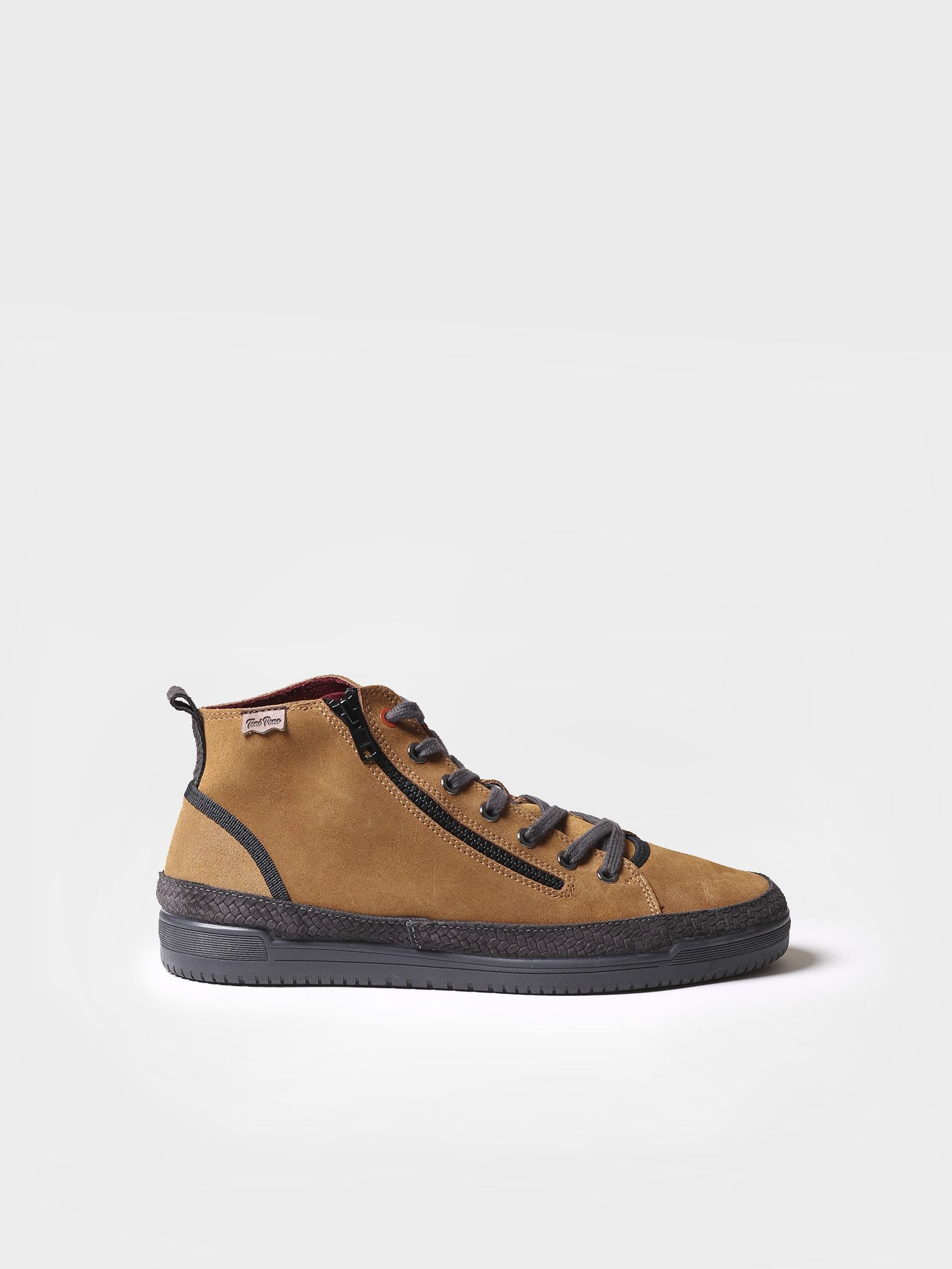 Sneaker for men made of suede - GREG-SY