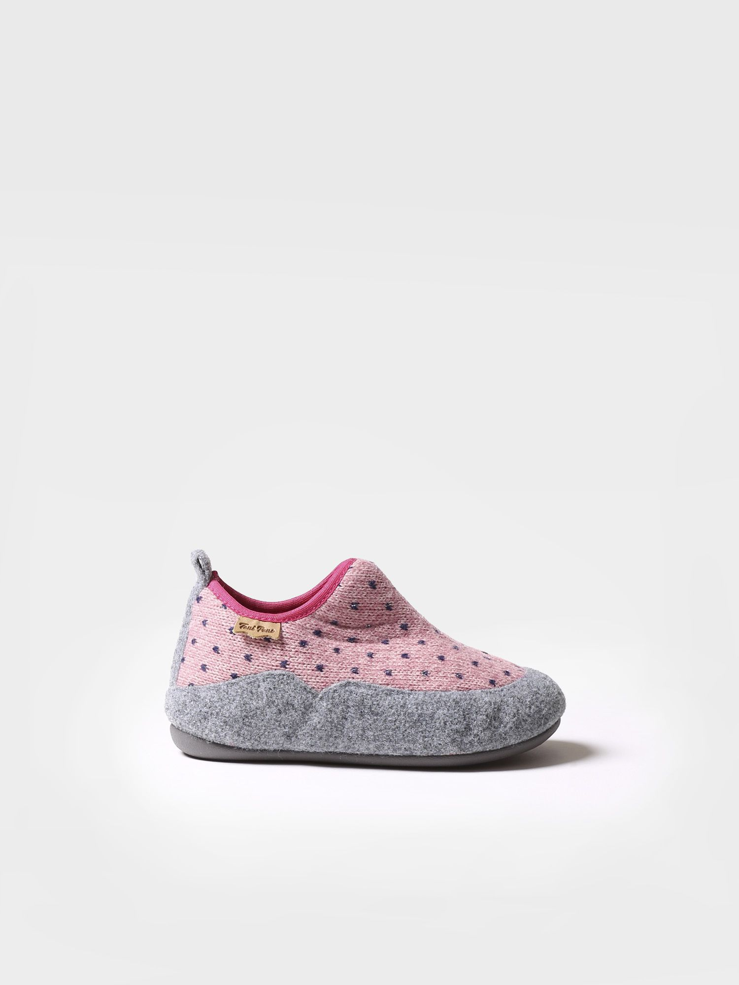 Slipper for children made of felt - LIOR-LO