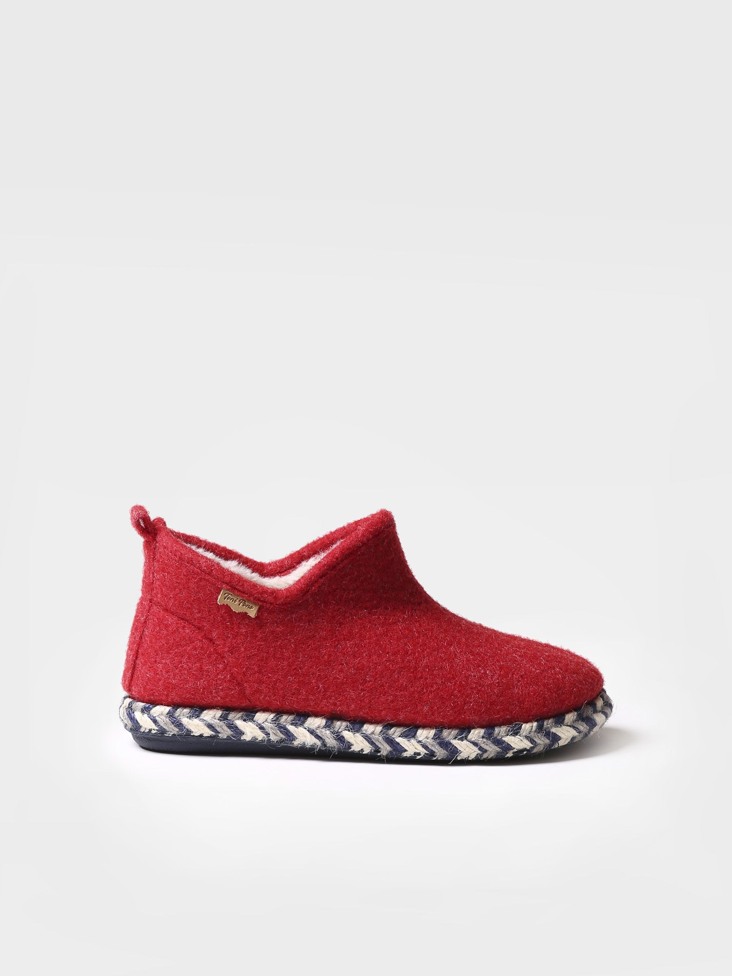 Slipper for women made of felt - MAIA-FP
