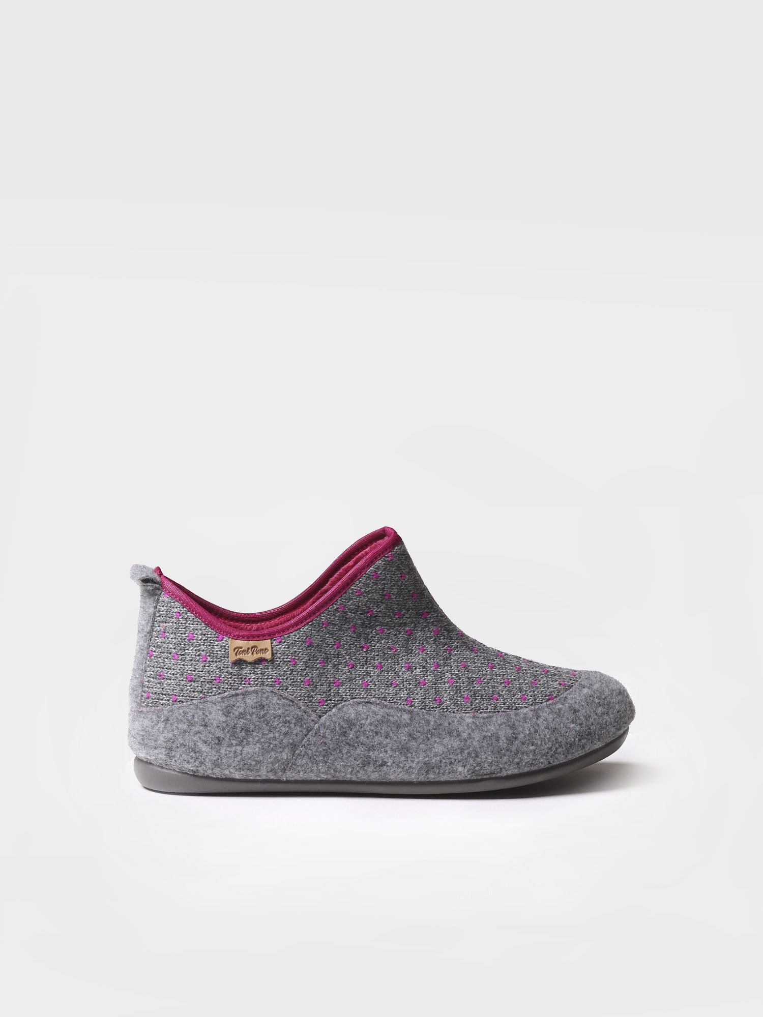 Slipper for women made of felt - MARE-LO