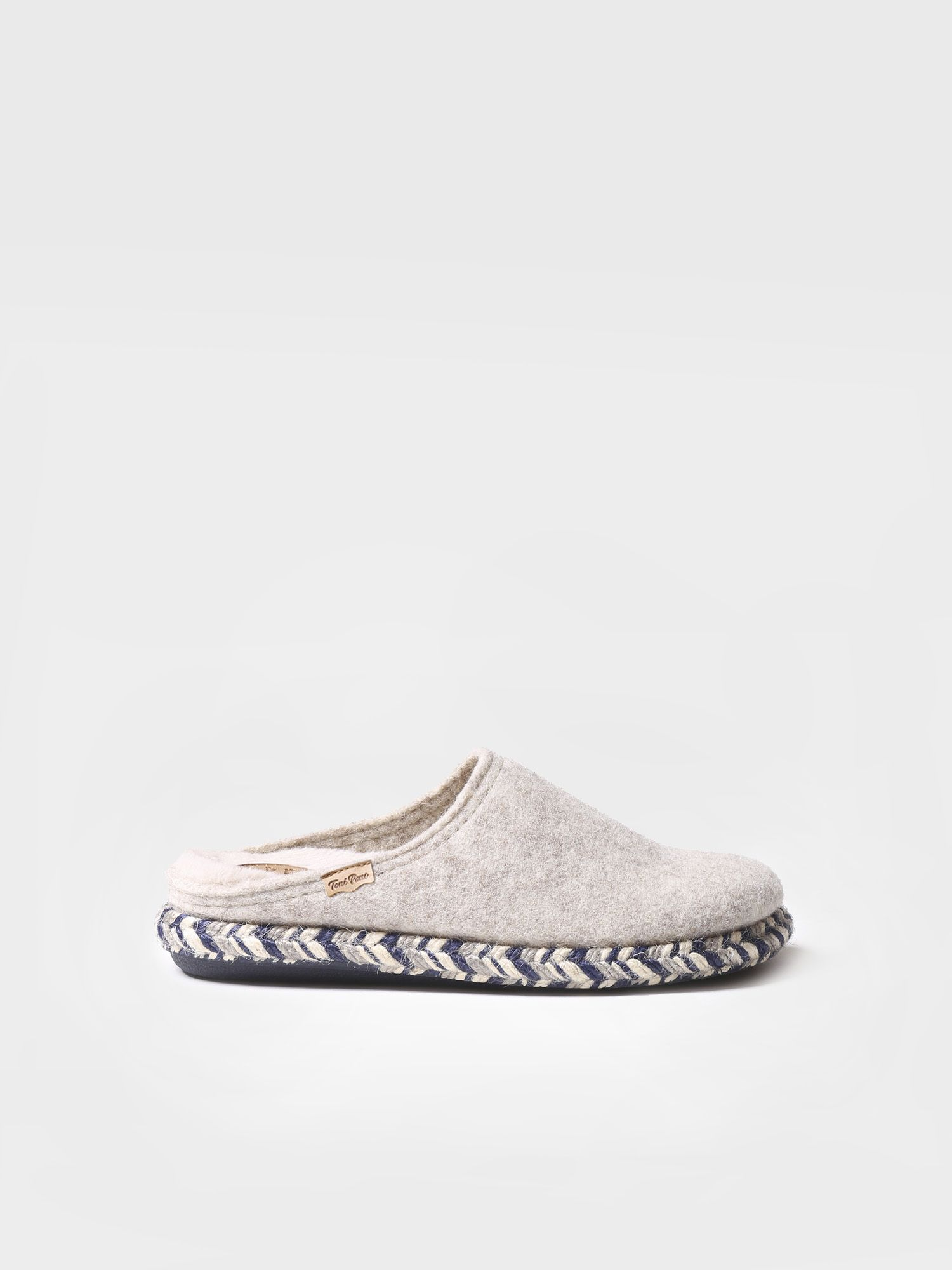 Slipper for woman made of felt - MIRI-FP