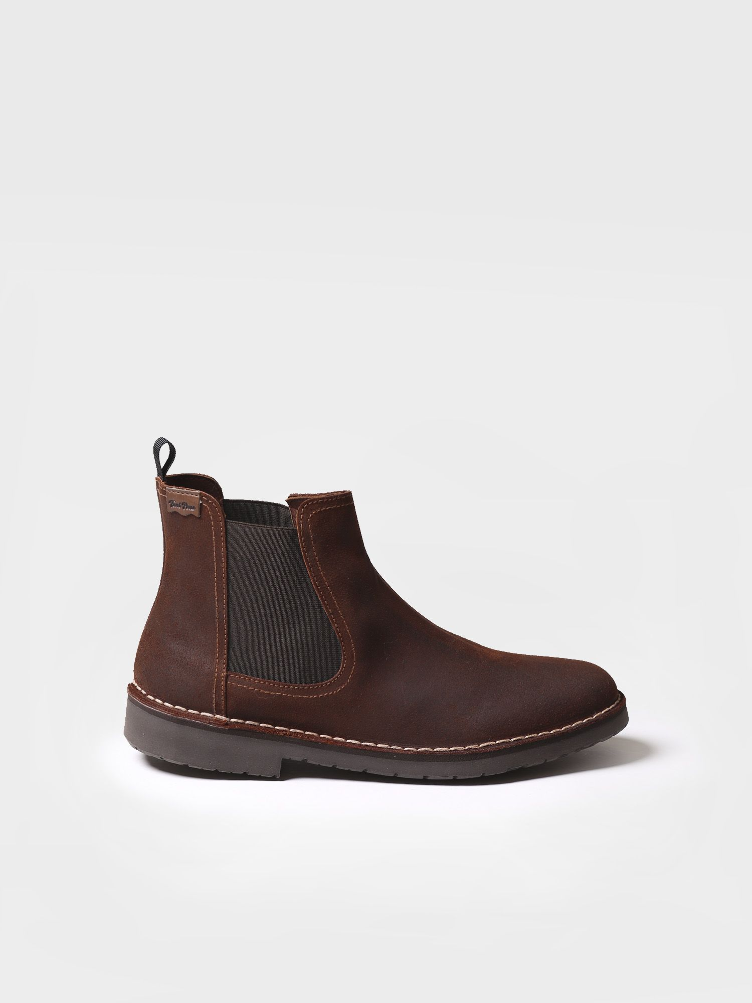 Ankle boot for men made of suede - JOEL-SW