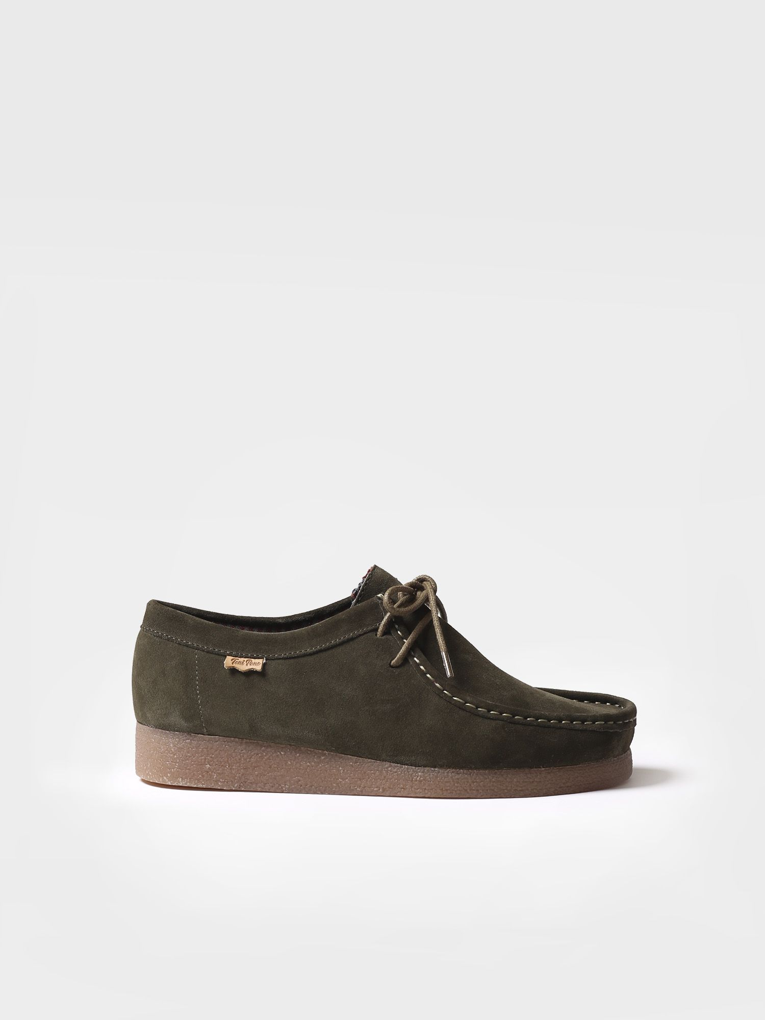 Shoe for men made of suede - KENT-SY