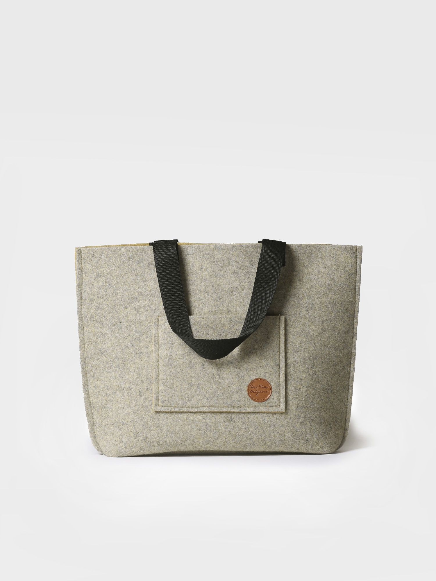 Bag for women made of felt - GINA-CD