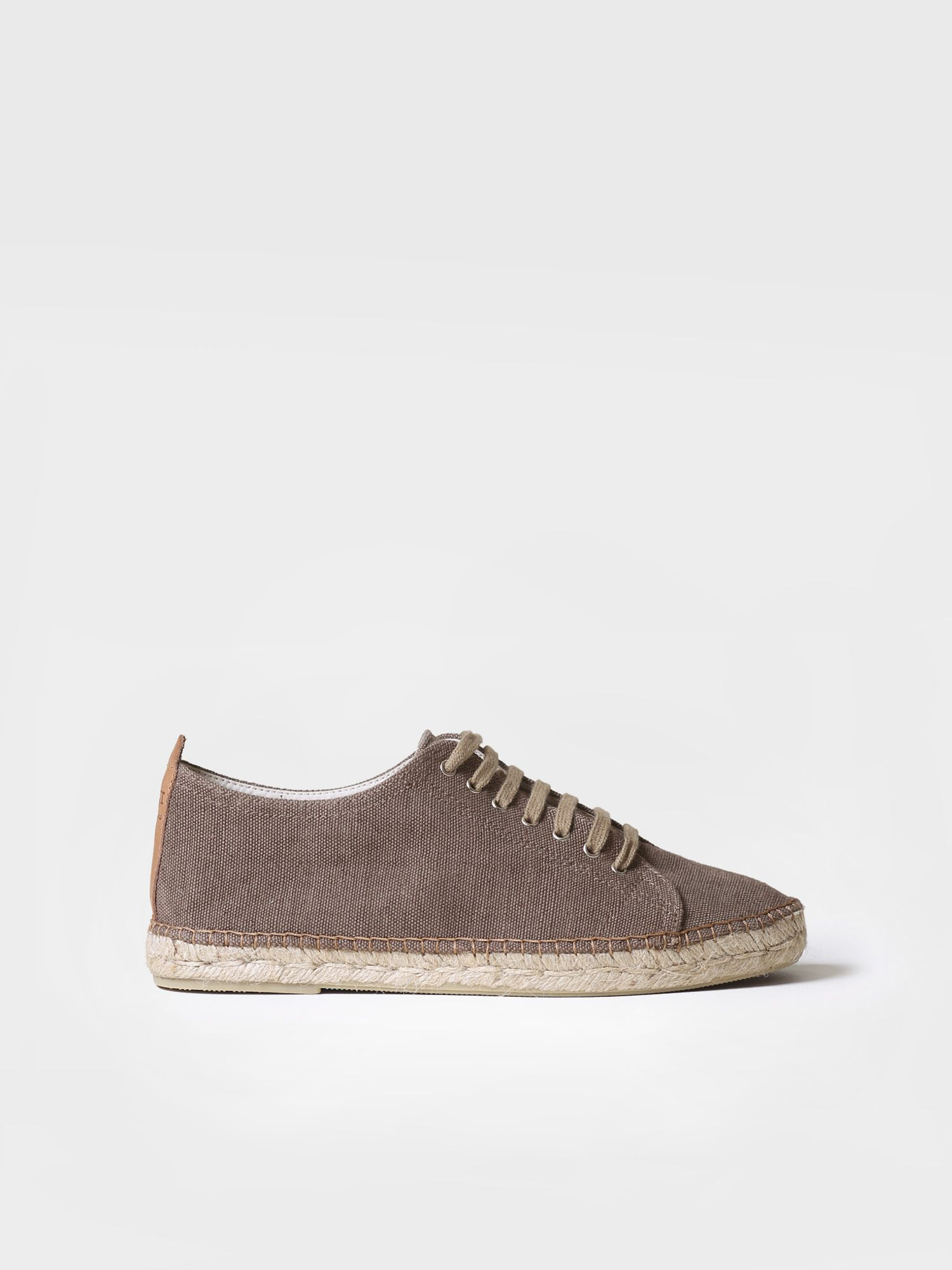 Sporty lace up espadrilles - DILAN