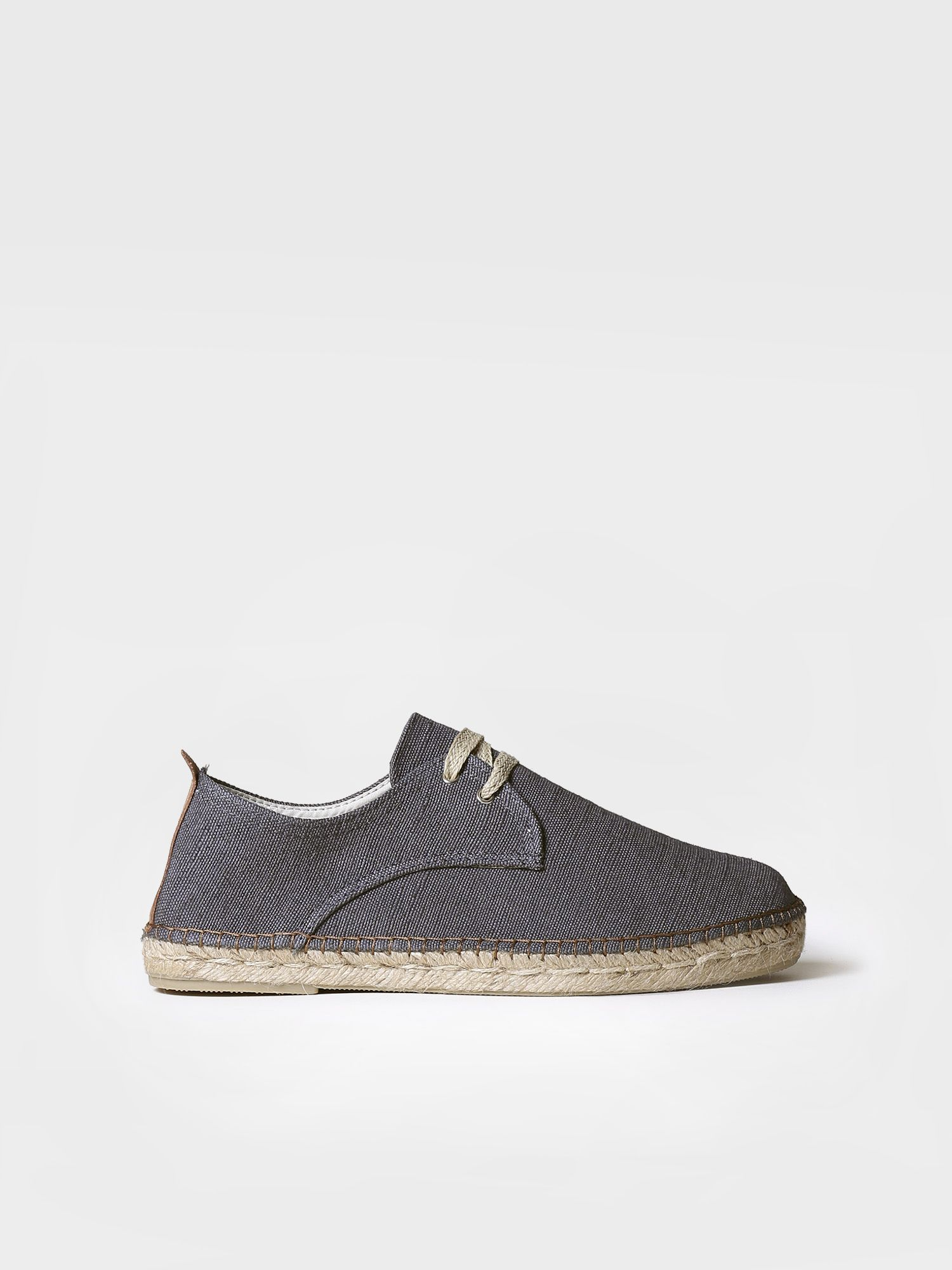 Lace up espadrilles - DIXON