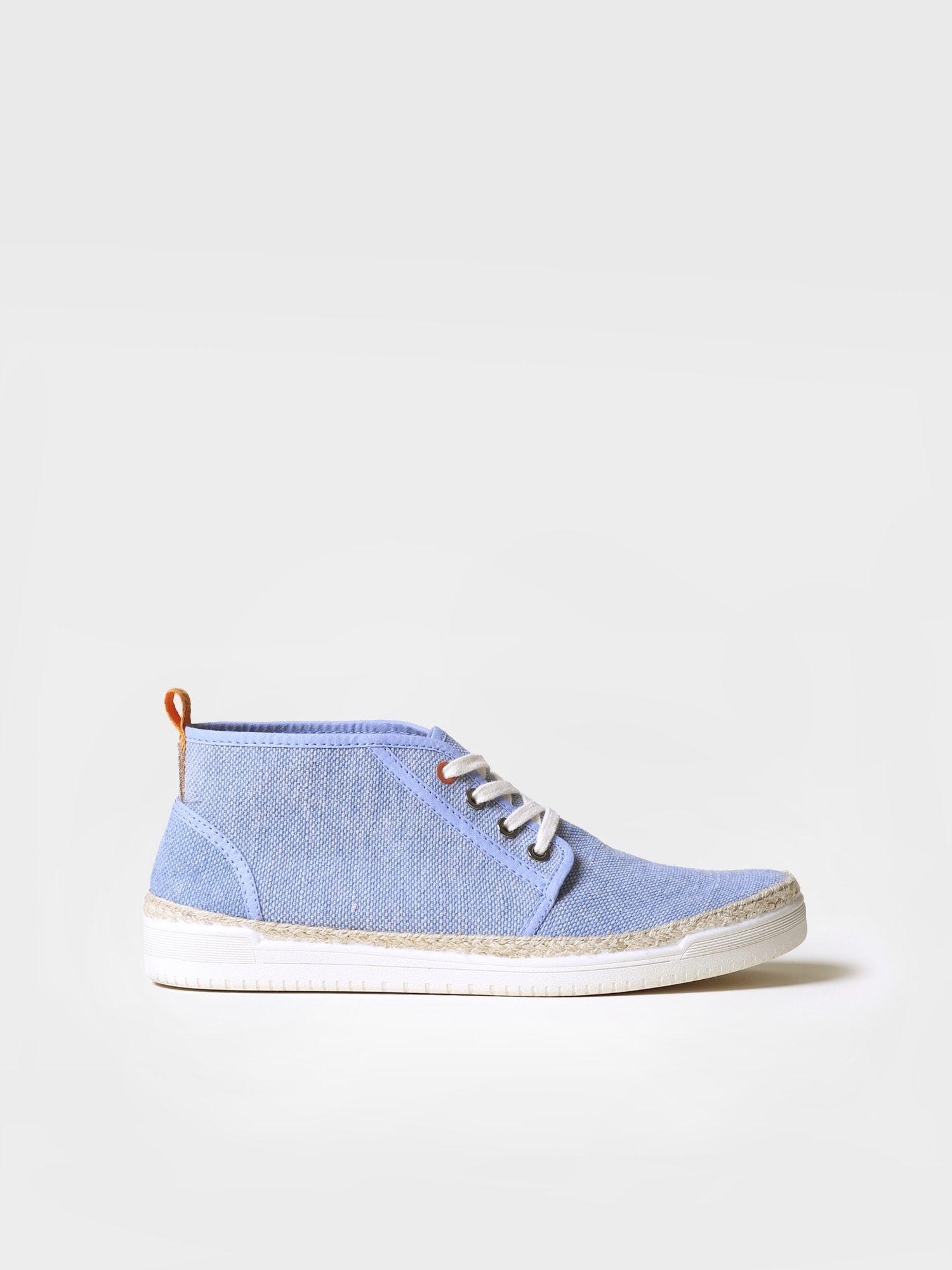 High top sneaker with laces - BONO-SU