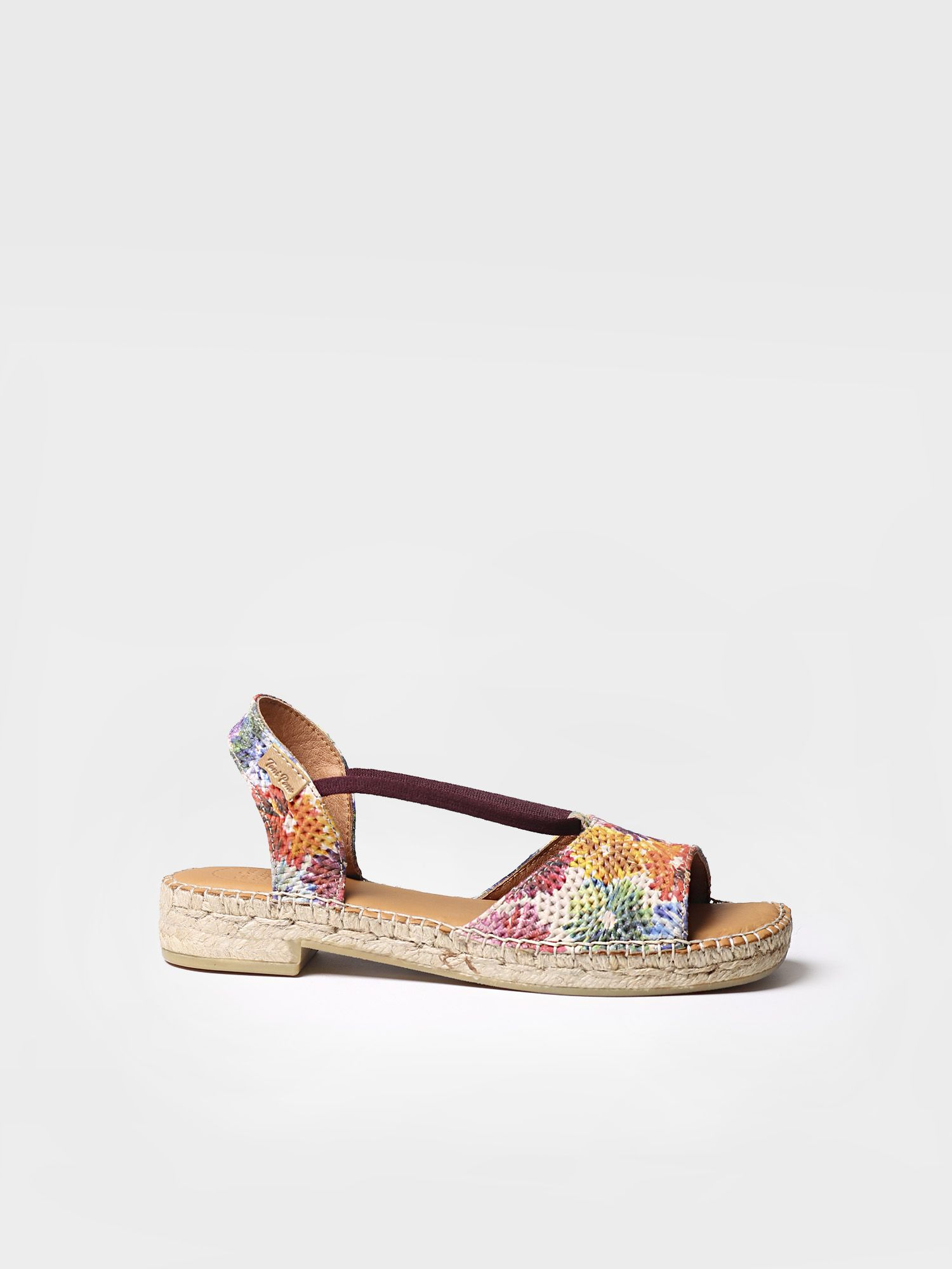 Low heel espadrille - DINA-DM
