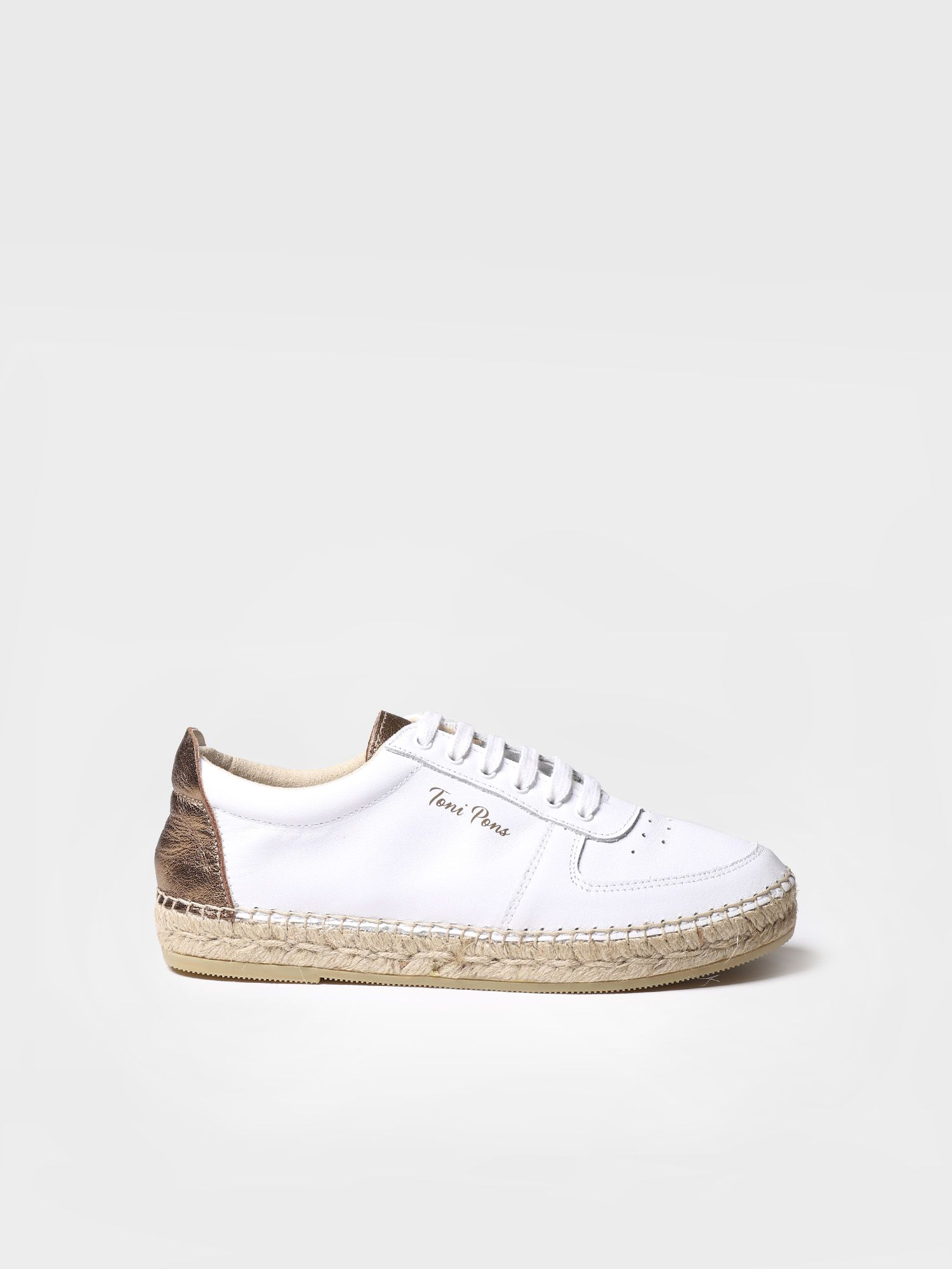 Leather sports shoes - MEI-P