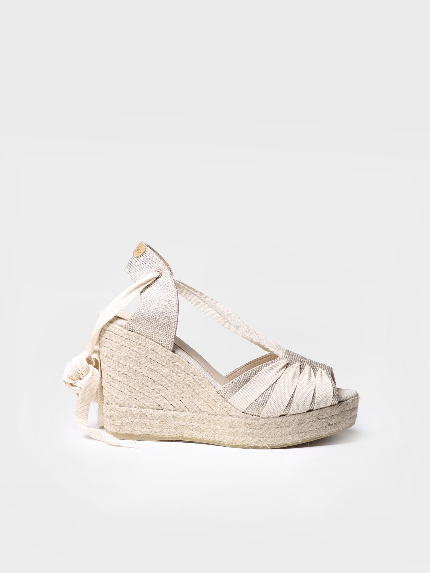 Valenciana espadrille high wedge - PALS-OR