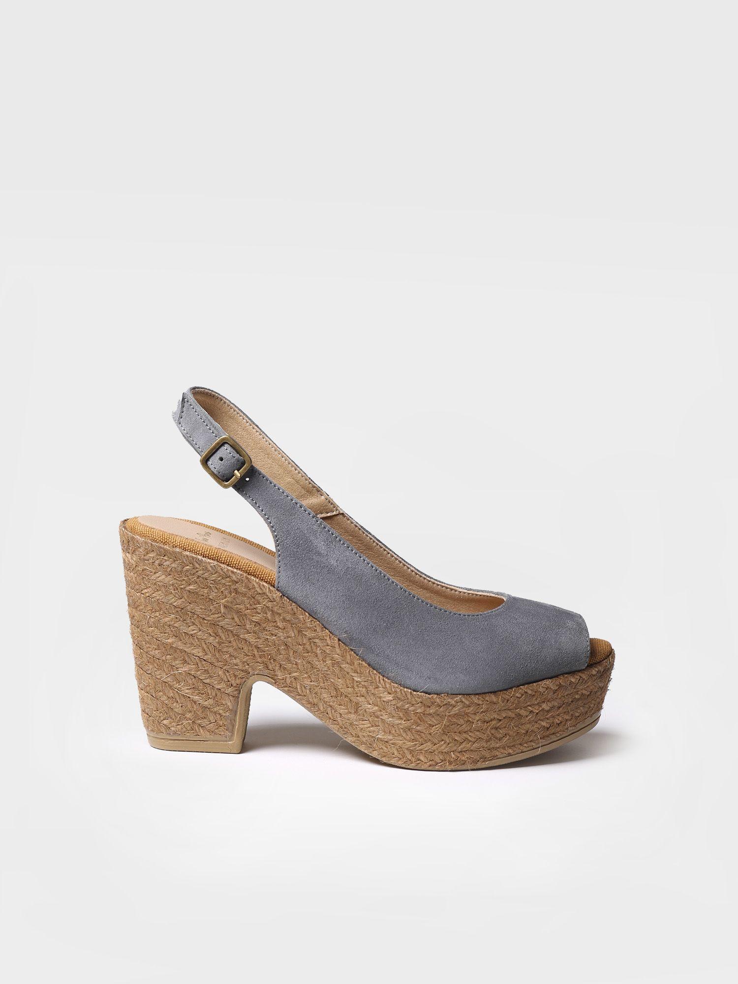 High heel espadrille - PUA-A